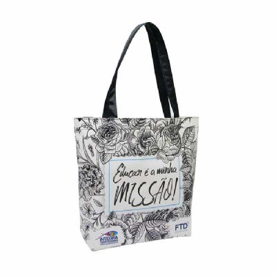 0176c7604 Super Bag Artigos Promocionais - Sacola promocional