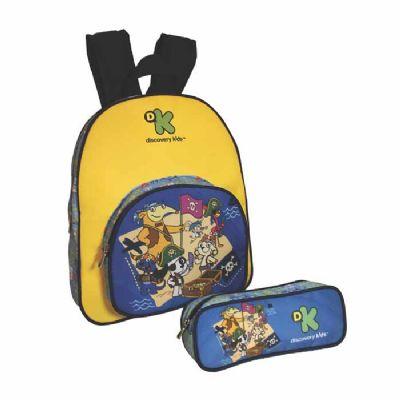 Mochila e estojo infantil - Super Bag Artigos Promocionais