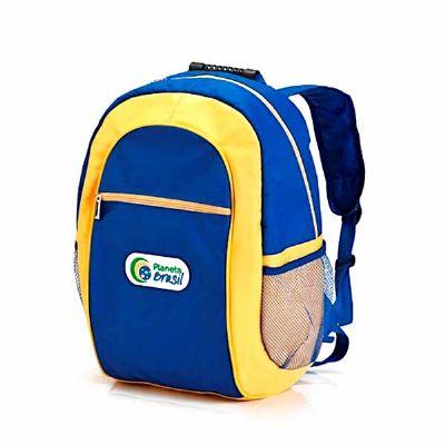 Super Bag Artigos Promocionais - Mochila Esportiva em Nylon 30ff9a4a7b162