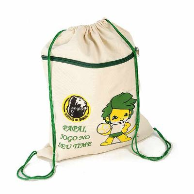 Mochila Saco - Super Bag Artigos Promocionais