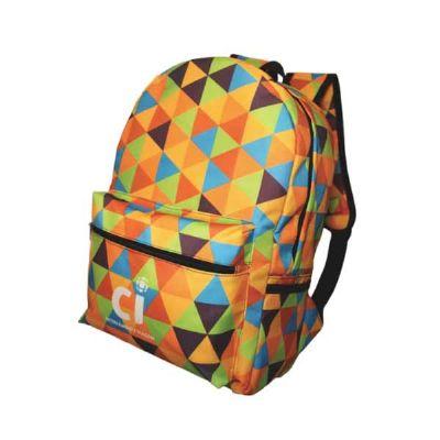 Mochila em Nylon Sublimado - Super Bag Artigos Promocionais