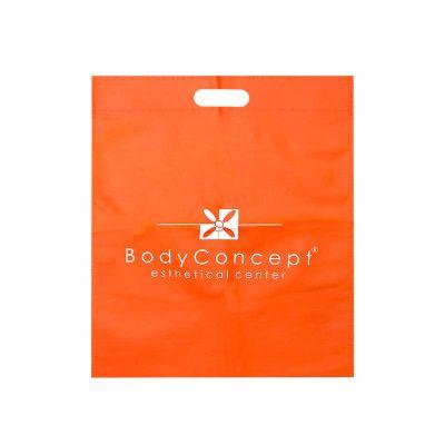 Super Bag Artigos Promocionais - Sacola em TNT com alça vazada