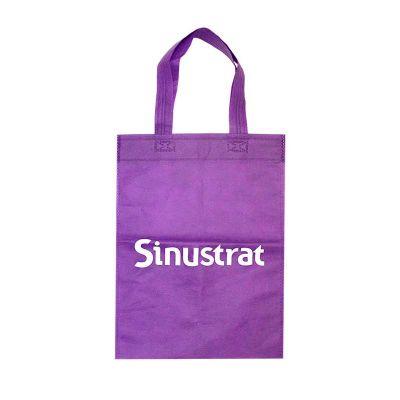 super-bag-artigos-promocioanais - Sacola em TNT