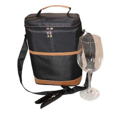 Super Bag Artigos Promocioanai... - Bolsa Porta Vinho