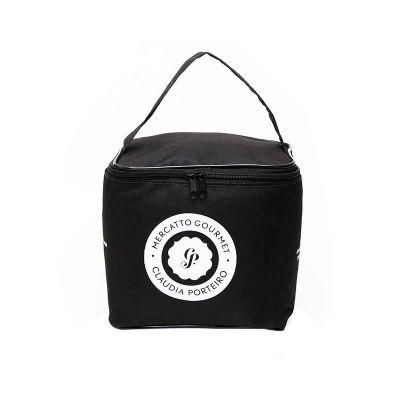super-bag-artigos-promocioanais - Bolsa térmica em nylon