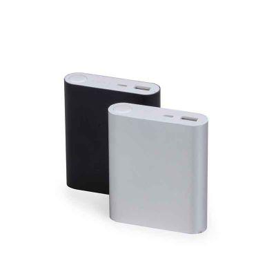 CCM Mercobrindes - Bateria Portátil em Metal