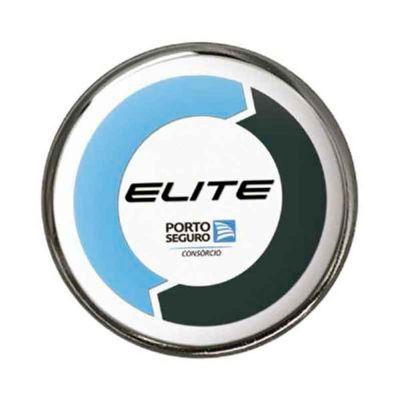 grupo-ccm-mercobrindes - Pin confeccionado em metal com logotipo aplicado em etiqueta adesiva resinada