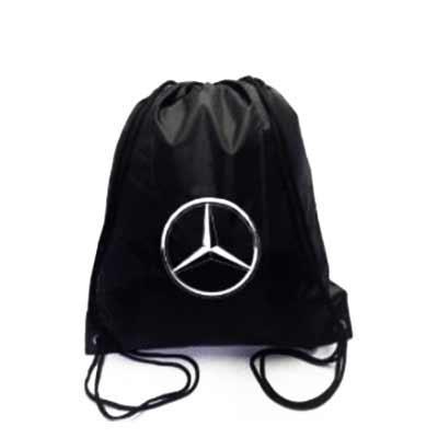 Bellaver Bolsas Promocionais - Saco mochila personalizada tipo saco confeccionada em nylon, resistente e com ampla área para divulgar sua marca.  É o brinde ideal para eventos, açõe...
