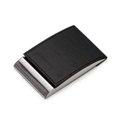 Smart Promocional - Porta Cartão Couro Sintético
