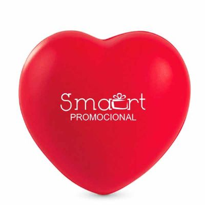 Anti-estresse de coração - Smart Promocional