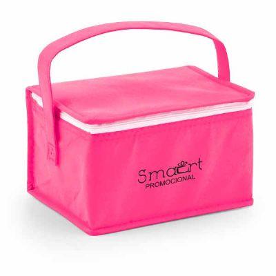 Smart Promocional - Bolsa térmica. Non-woven: 80 g/m². Capacidade até 3 litros. Food grade. 200 x 140 x 130 mm