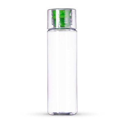 Fabricado em Tritan/ BPA free, transparente, detalhe de silicone verde. Com capacidade para 500ml, o TRITAN é um material a base de copoliéster, sendo... - Smart Promocional