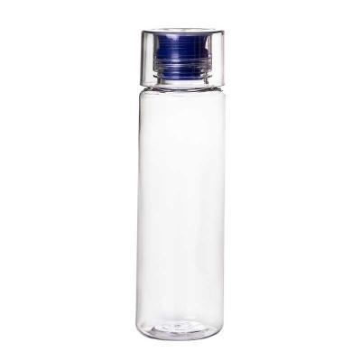 Fabricado em Tritan/ BPA free, transparente, detalhe de silicone azul. Com capacidade para 500ml, o TRITAN é um material a base de copoliéster, sendo... - Smart Promocional