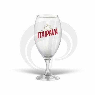 color-plus-brindes - Taça Tulipa Cristal 400 ml