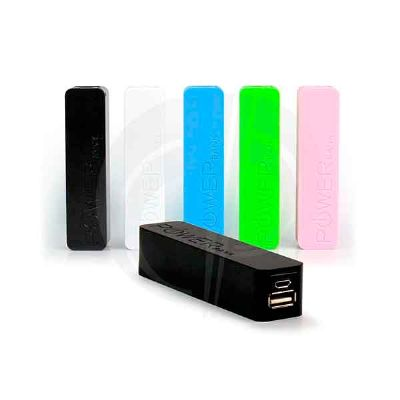 color-plus-brindes - Power Bank 2600 mAh