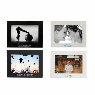 Decorex - Porta Retrato 10x15 Moldura Lisa