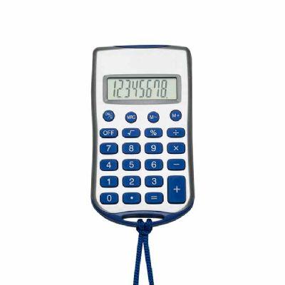XP Brindes - Calculadora com Cordão