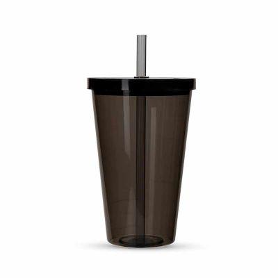 blimp-brindes - Copo Plástico 1 Litro com Tampa