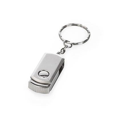 blimp-brindes - Mini Pen Drive Giratório