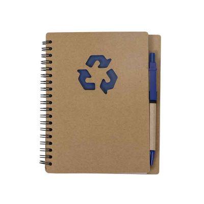blimp-brindes - Bloco de anotações com caneta