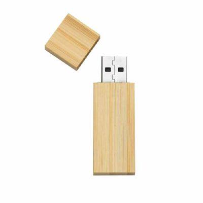 blimp-brindes - Pen Drive 4GB Bambu