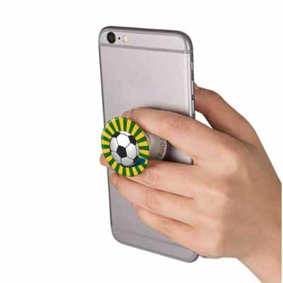 matecki - Kit copa do Mundo - Pop Selfie Pop Socket