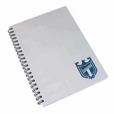 CRIE BRINDES - Caderno grande FSC
