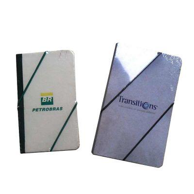 CRIE BRINDES - Caderneta de anotações FSC