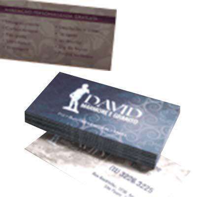 Produzido com papel couche 300g Impressão 4x0 Laminação fosca com verniz localizado Tamanho: 9x5 cm
