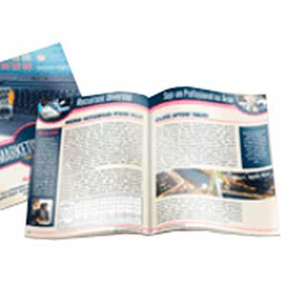 Tamanho: 15x20 cm Produzido com papel couche 120g Impressão 4x4 cor Páginas 08 Formato retrato PR...