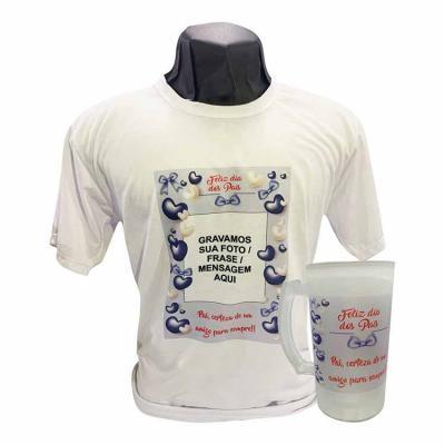 Monte o seu combo!!! Promoção: De: R$ 65,00 Por: R$ 49,99 a unidade 1 opção: Camiseta 100% poliés...