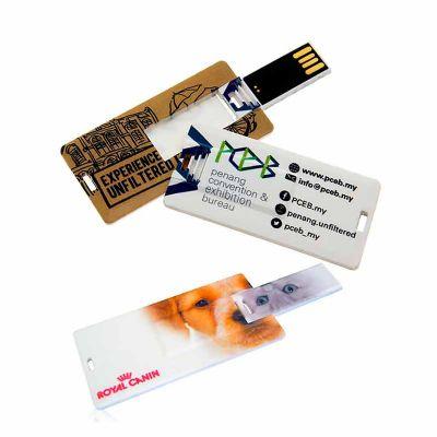 ALL PEN - Mini Pen Drive Cartão personalizado