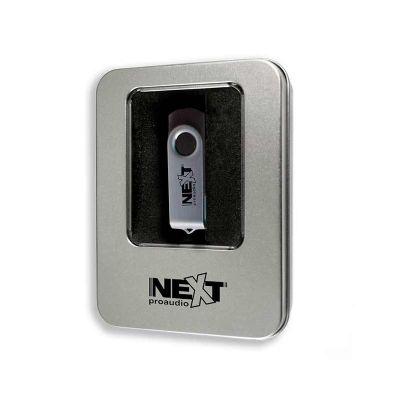 cd444bc98 ALL PEN - Embalagem de metal para Pen Drive personalizada