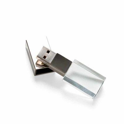 pesquisa-brindes - Pen Drive de vidro