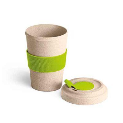 Pesquisa Brindes - Copo Ecológico em Fibra de bambu 550ml