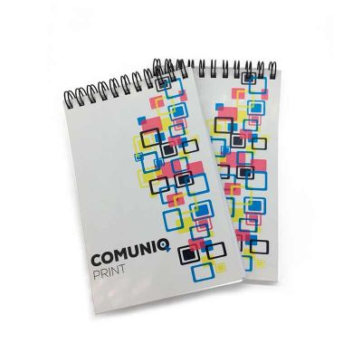 Comuniq Print - Bloquinho de anotações personalizado