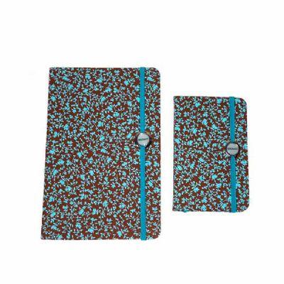 Punch Master - Kit cadernetas tecido - sem pauta