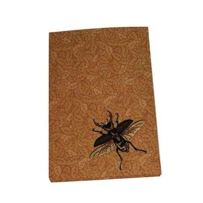 Punch Master - Caderneta  patch bordado grande
