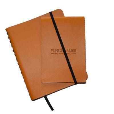 kit executivo em couro ecológico - Punch Master