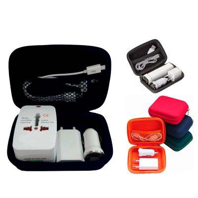 Chilli Brindes - Um kit que vai te ajudar onde você estiver. O kit possui uma grande flexibilidade para se adaptar a sua verba. Bastando adicionar/substituir/excluir o...