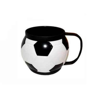chilli-brindes - Caneca Futebol