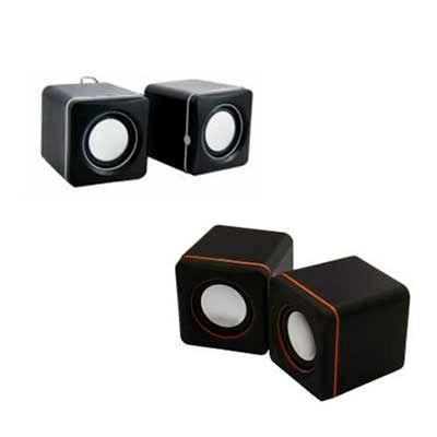 chilli-brindes - Caixa de Som Cube