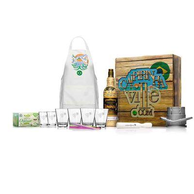Caipirinha Ville - Kit caipirinha ville ouro