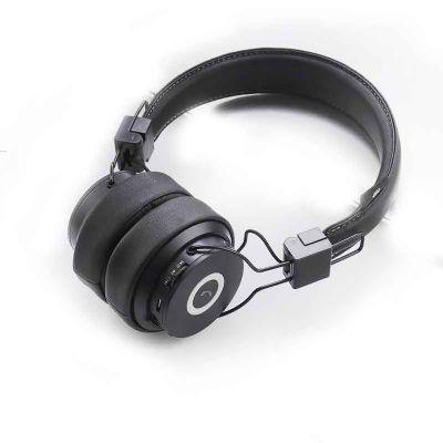 QAP Brindes Personalizados - Fone de ouvido head phone Bluetooth