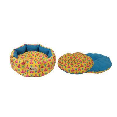 Jumas Produtos Promocionais - Cama redonda para pet