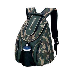 jumas - Mochila em nylon 600 com bolsos frontais e laterais, compartimento interno para lap top, alça de ombro e ziper.