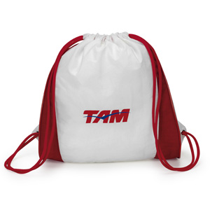 jumas - Mochila saco em nylon personalizada.