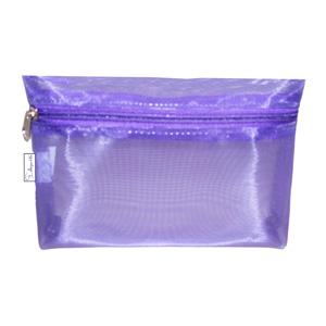 Jumas Produtos Promocionais - Necessaire em tela importada com zíper de algodão.