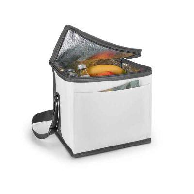 Box Brindes - Bolsa térmica em nylon 600D personalizada