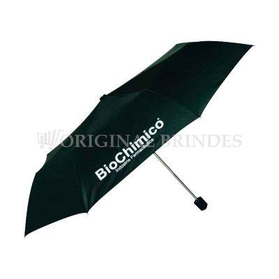 Original Brindes - Guarda-Chuva Sombrinha Dobrável